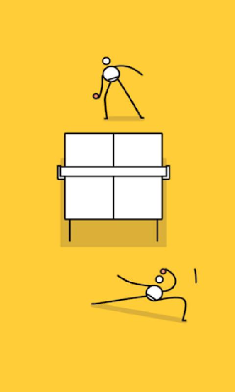 小人乒乓球截图