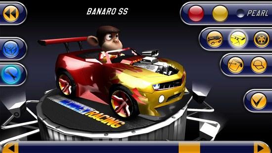 猴子卡丁车 无限金币版