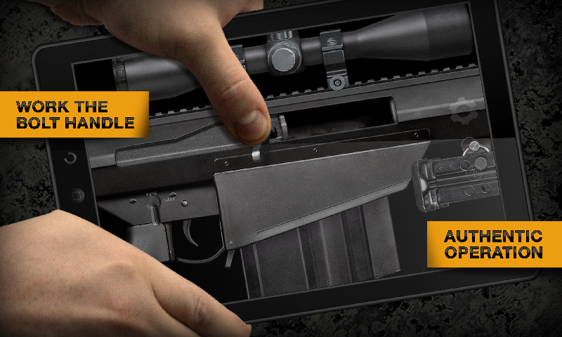 枪支模拟器截图