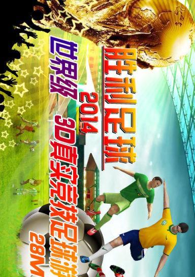胜利足球2015截图