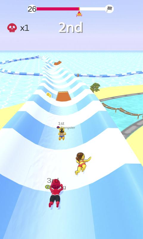 水上滑行大作战io截图