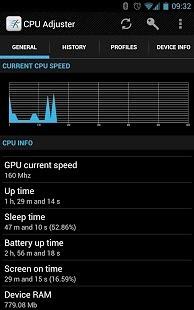 CPU调节器