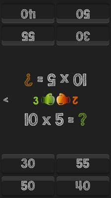数学 - 乘法表截图