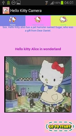 Hello Kitty的相机
