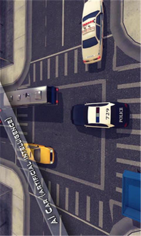 真实汽车驾驶截图