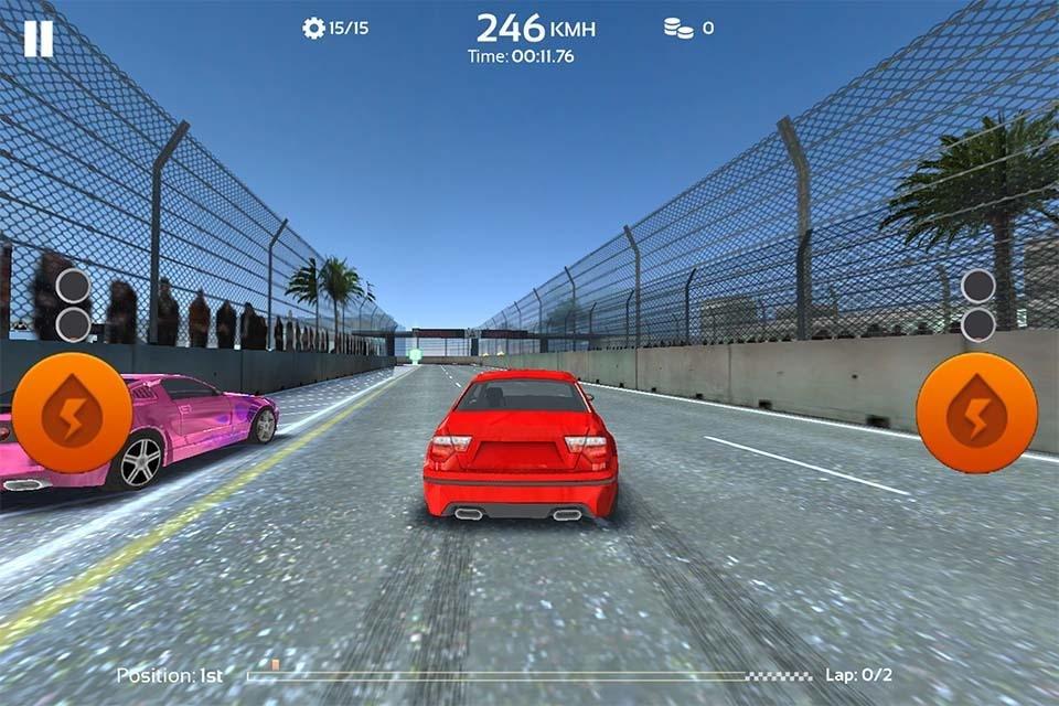 赛车挑战赛修改版