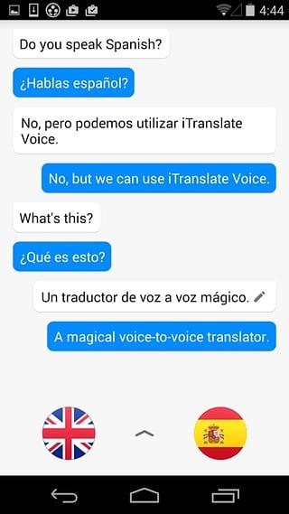 翻译器和词典截图