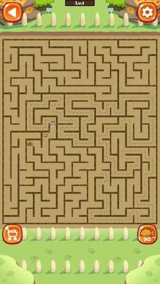 迷宫猫截图