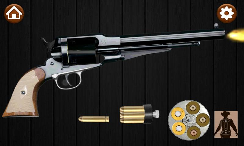 左轮手枪模拟器截图
