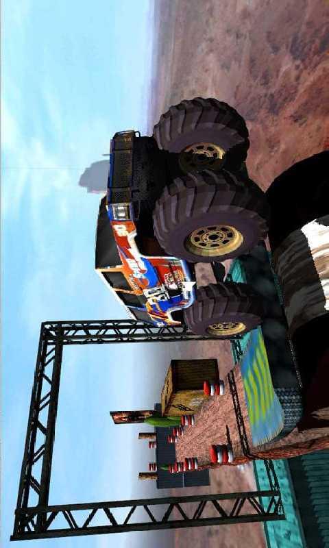 疯狂怪物卡车截图