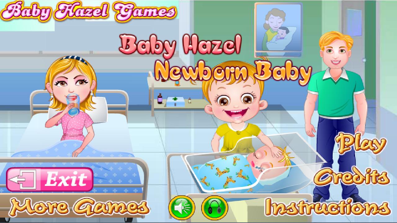照顾婴儿截图