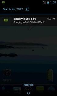 Battery Widget截图