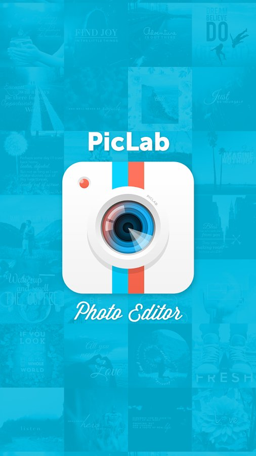 PicLab照片编辑器截图