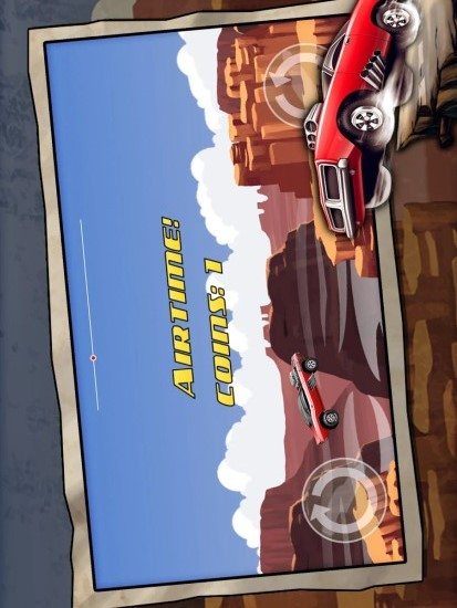 特技车挑战赛2 无限金币版
