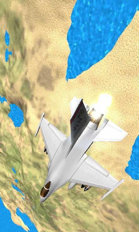 喷气式战斗机截图