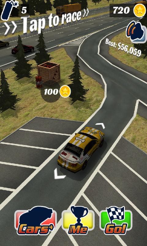 公路撞车德比截图