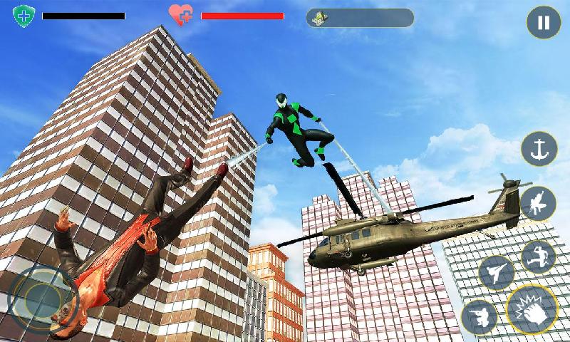 蜘蛛侠之城市英雄截图
