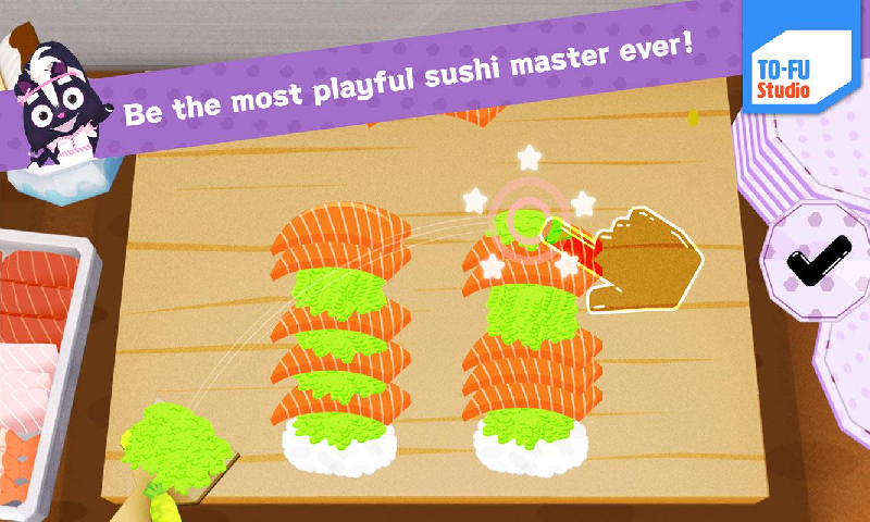 哦!寿司截图