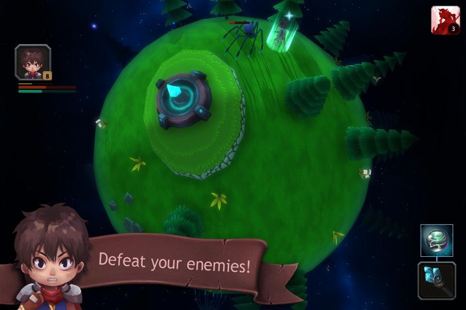 小王子的星球 汉化版截图