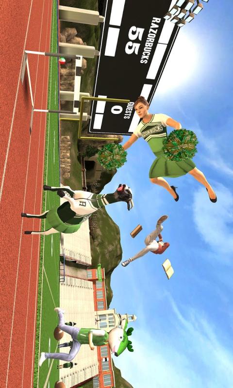 模拟山羊截图
