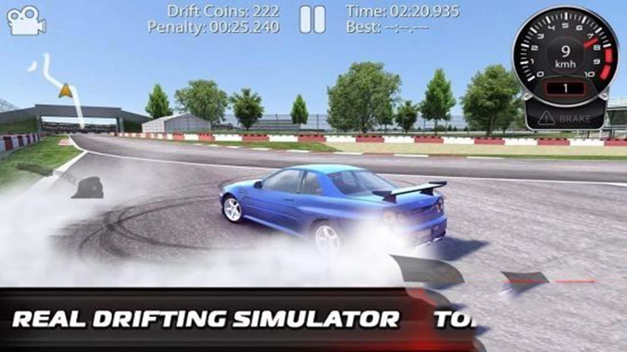 CarX-漂移赛车完整版截图