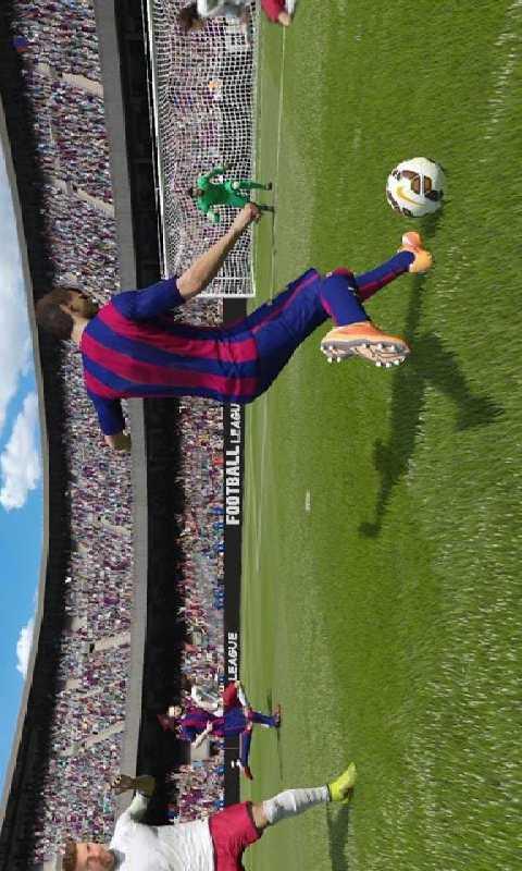 新足球:足球射门截图