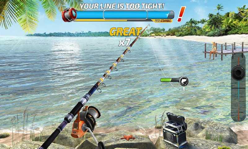 钓鱼模拟器3D截图
