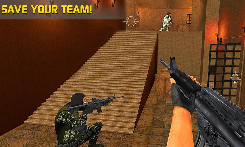 反恐特警队FPS截图