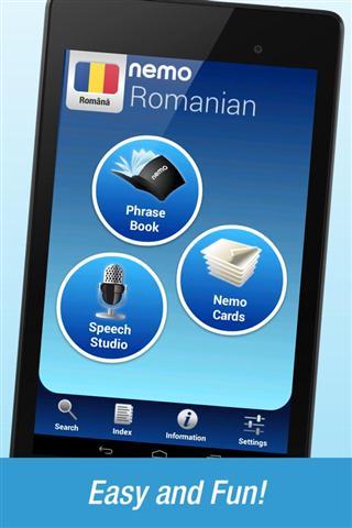 Nemo罗马尼亚语