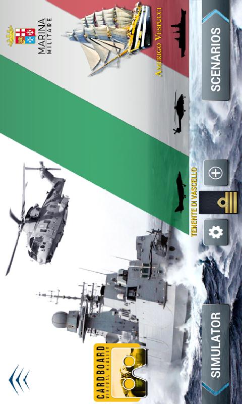 模拟意大利海军战术行动截图
