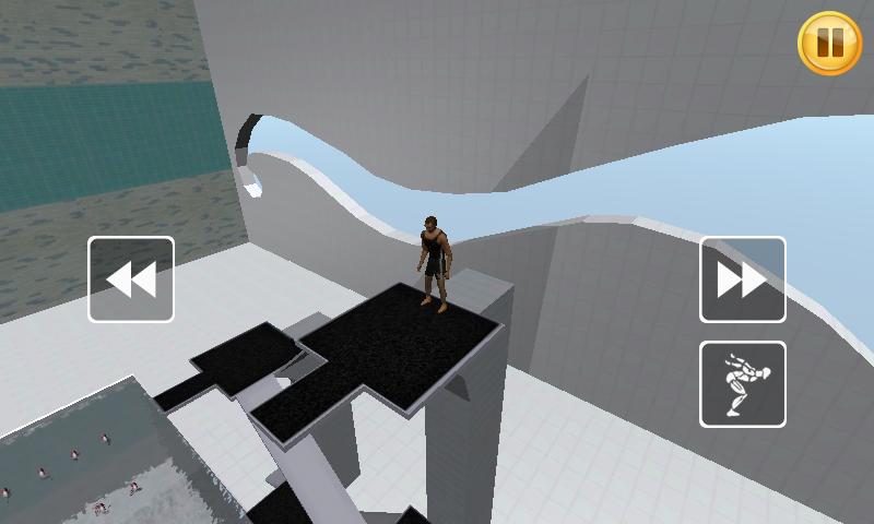 跳水板3D