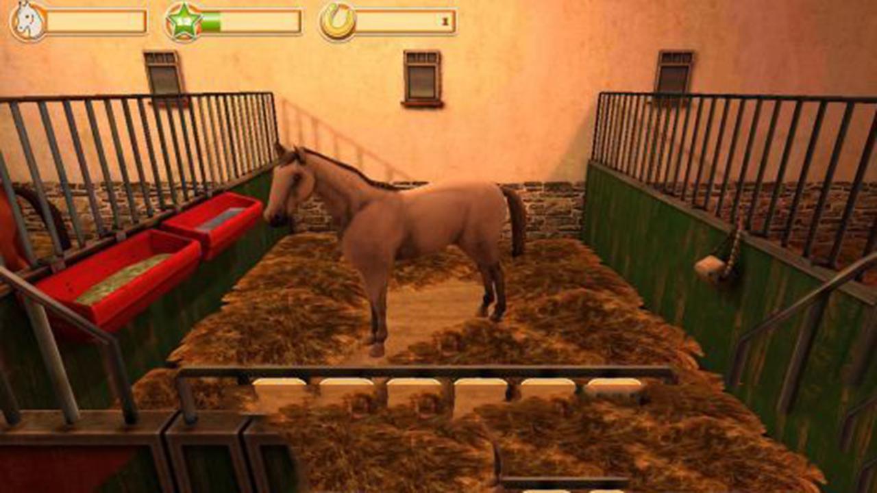 我的骏马截图