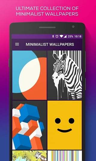 MINIMALIST WALLPAPERS截图