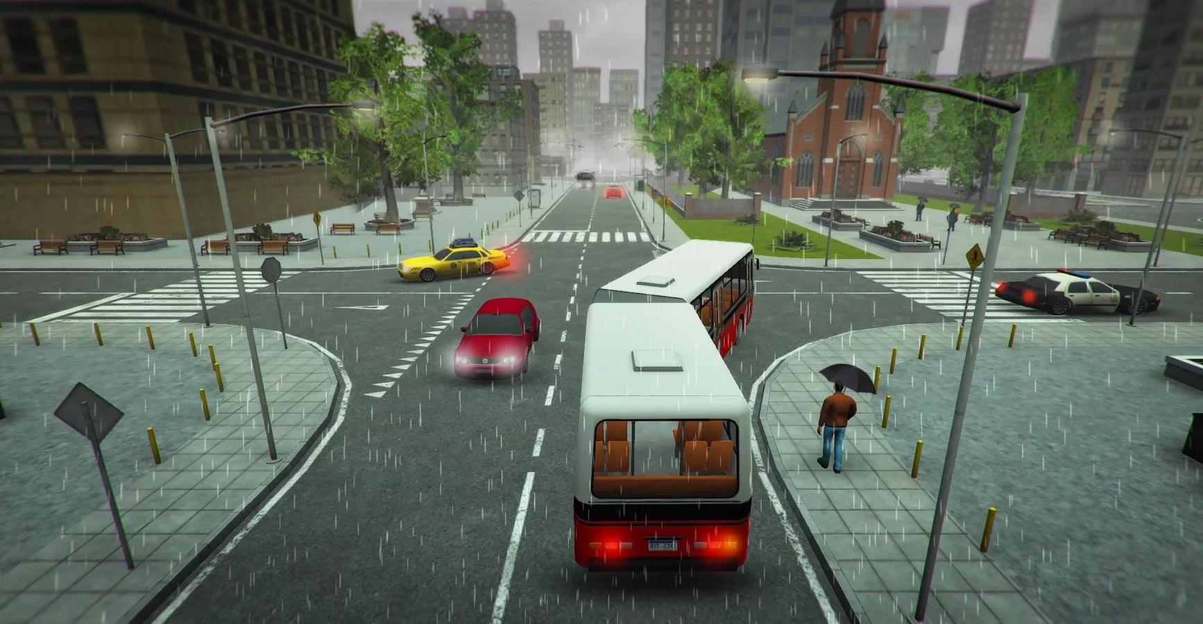 巴士模拟2017修改版截图