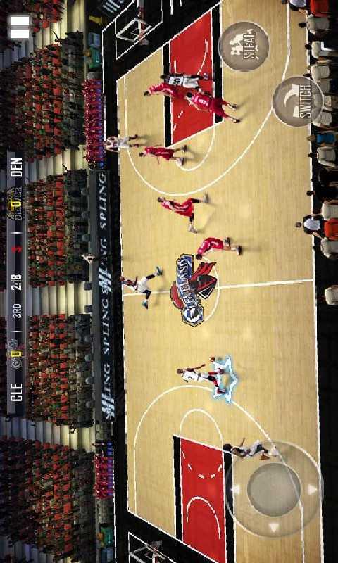 狂热篮球截图
