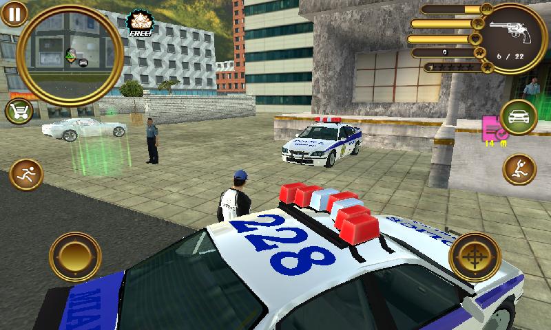 迈阿密犯罪警察截图