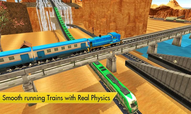 列车模拟器2019截图