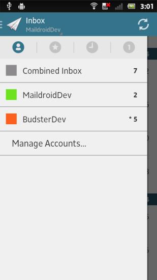 MailDroid截图