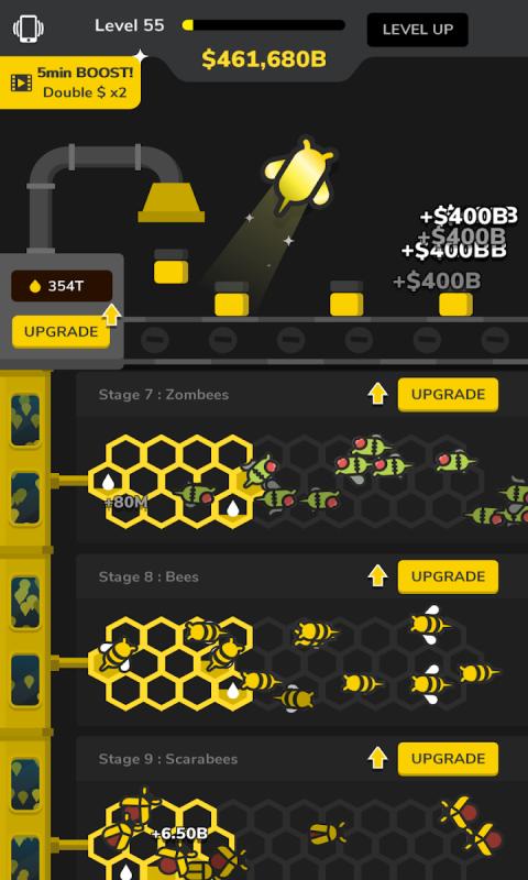 蜜蜂工厂截图