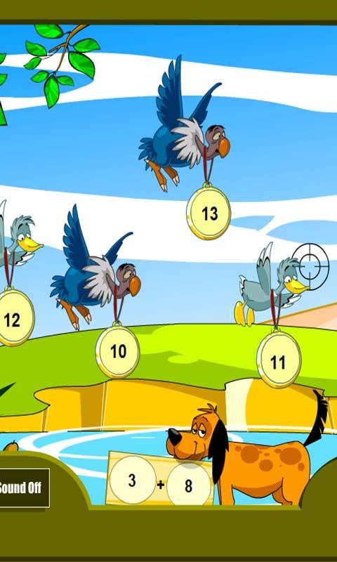 数学课堂小游戏