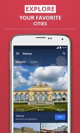 Vienna截图