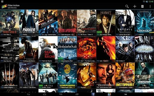 Moviethek电影库截图