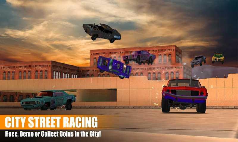 冲撞赛车2截图