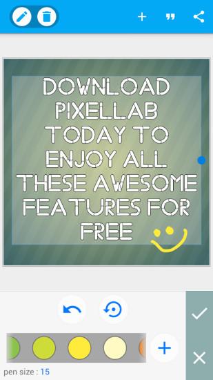 PixelLab截图