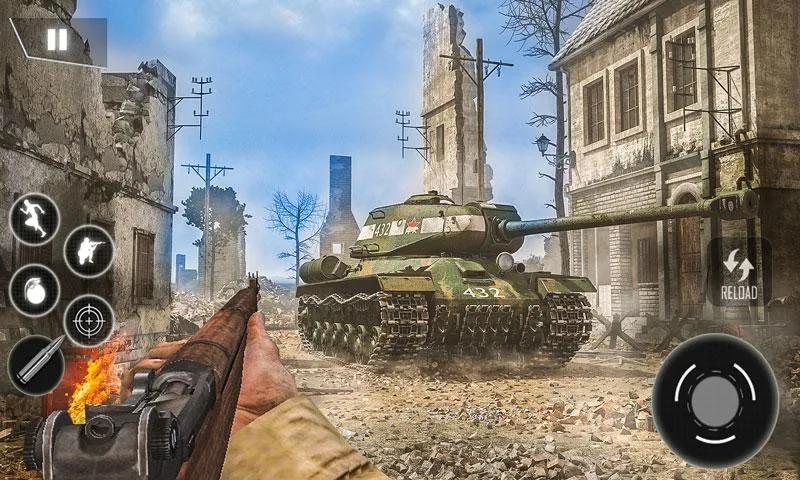 二战绝地求生截图