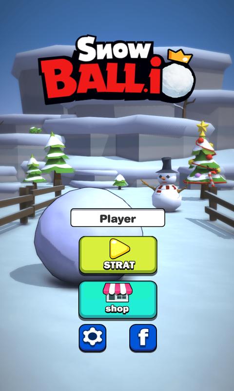 滚雪球大作战截图