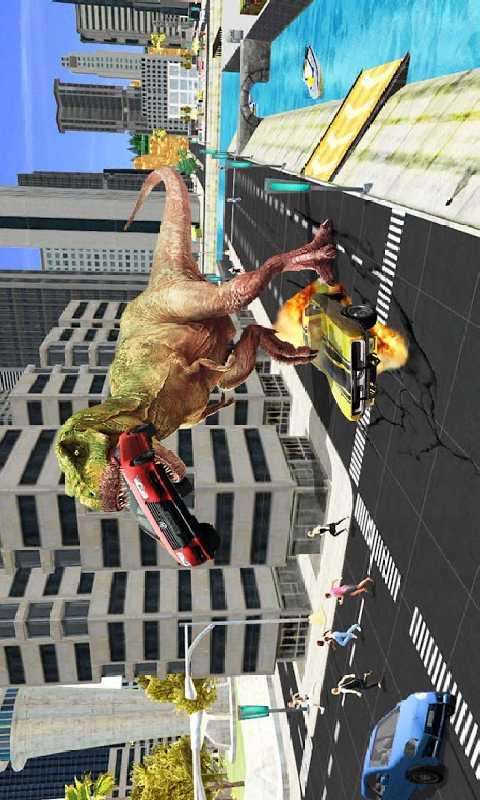 恐龙模拟2018截图