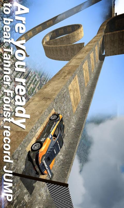 赛车特技截图