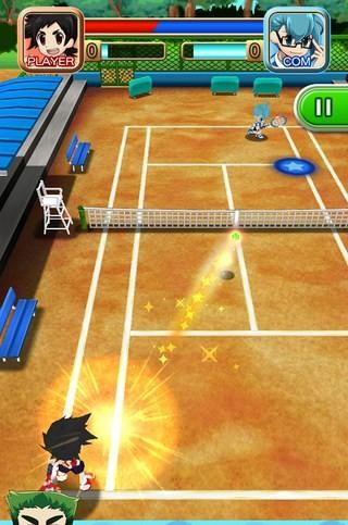 网球大作战截图