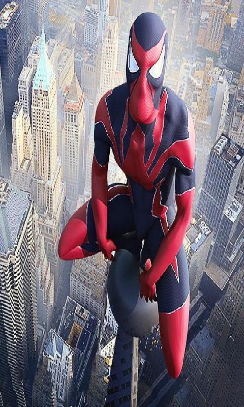 蜘蛛侠绳索英雄截图